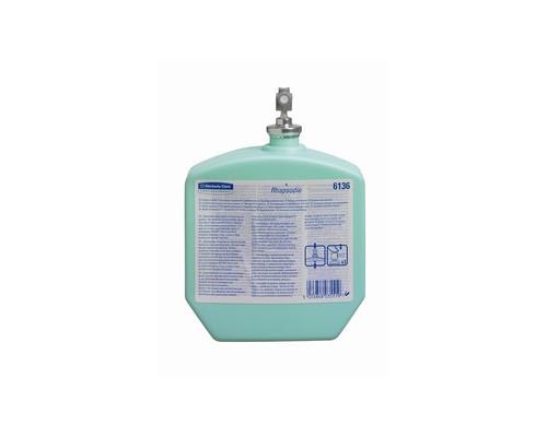 Сменный баллон для автоматического освежителя воздуха Kimberly-Clark Rhapsodie Лимон и лайм 310 мл - (554709К)
