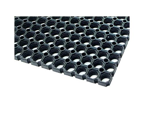 Резиновое покрытие универсальное черное 500х1000х14 мм - (44948К)