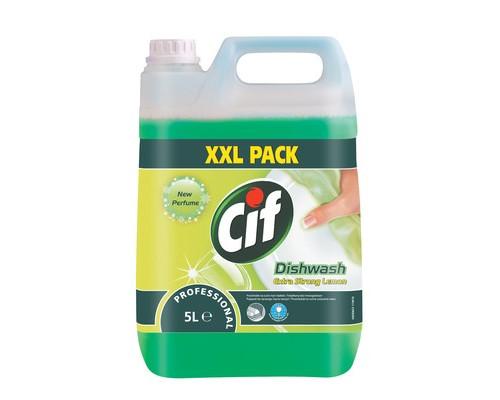 Средство для мытья посуды Cif 5 л - (549495К)
