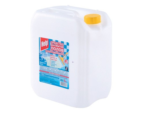 Средство для мытья полов Help 5 л концентрат - (219412К)