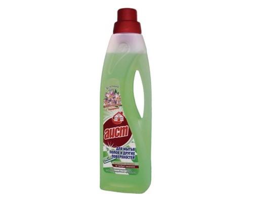 Средство для мытья полов Аист зеленый бриз 950 мл с бактерицидным эффектом - (561470К)