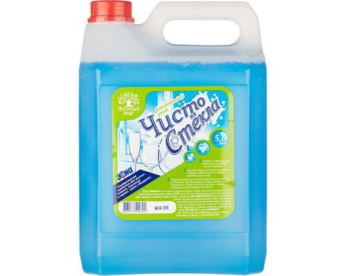 Средство для чистки стекол ЧИСТО СТЕКЛА 5 л - (571009К)