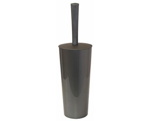 Ершик для туалета М-пластика цвет металлик - (330710К)