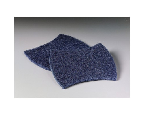 Губки для мытья посуды 3M Scotch-Brite синтетическое волокно 130х158х9 мм 20 штук - (502444К)