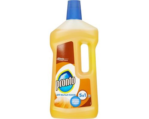 Средство для мытья полов Pronto 750 мл отдушки в ассортименте - (200150К)