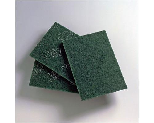 Губки для мытья посуды 3M Scotch-Brite синтетическое волокно 224х158х8.5 мм 20 штук - (502443К)