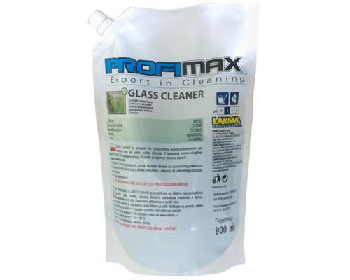 Профессиональное чистящее средство для стекол и зеркал Lakma Profimax Glass Cleaner 900 мл - (650477К)