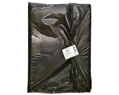 Мешки для мусора на 160 литров Концепция Быта Профи черные 65 мкм 5 штук в пачке 90x120 см - (391063К)