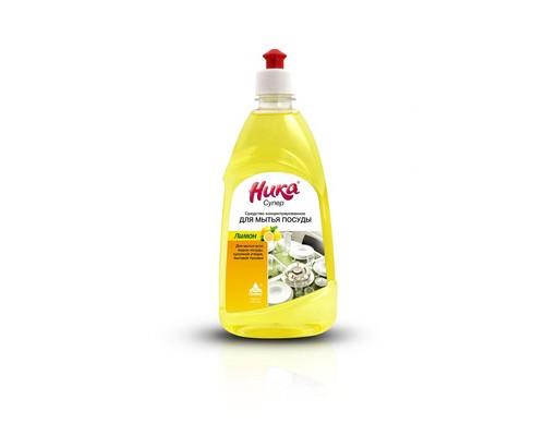 Профессиональное средство для ручного мытья посуды Ника Супер Плюс 500 г - (399103К)