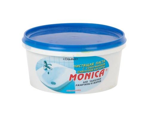 Средство для чистки сантехники МОНИКА паста 450г с щавелевой кислотой - (152368К)