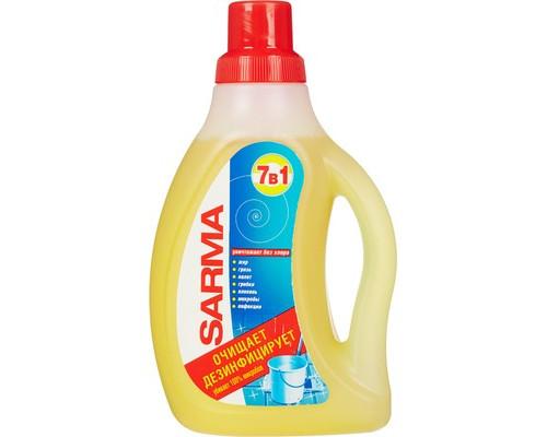 Средство для мытья полов Сарма Лимон 750 мл концентрат - (478372К)