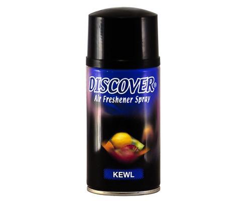 Сменный баллон для автоматического освежителя Discover Kewl Фрукты 320 мл - (396769К)
