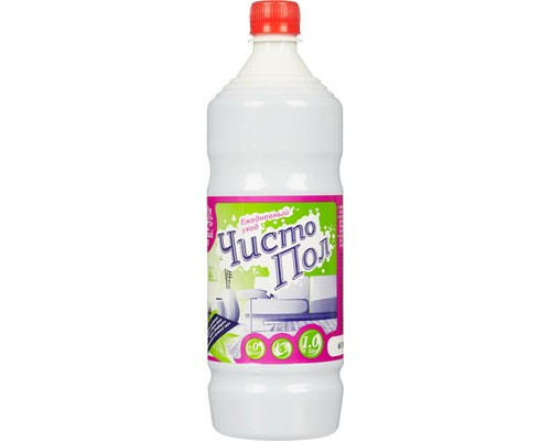 Средство для мытья полов Чисто пол 1 л - (569728К)