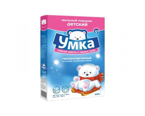 Порошок стиральный детский УМКА 400 г - (569099К)
