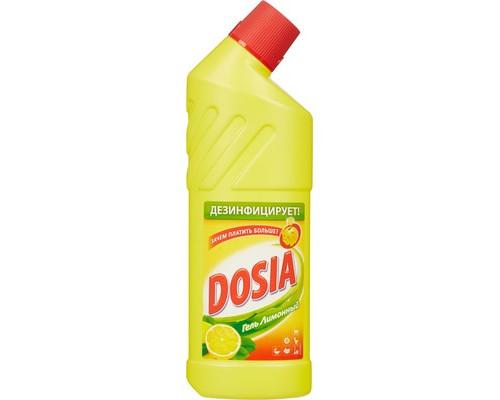 Средство для чистки сантехники Dosia 750 мл отдушки в ассортименте - (45164К)
