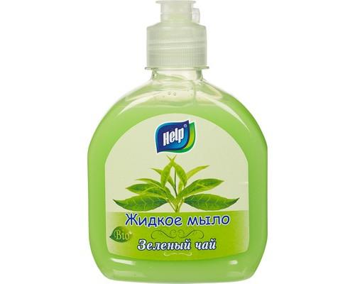 Жидкое мыло Help 300 мл флакон с дозатором в ассортименте - (132659К)