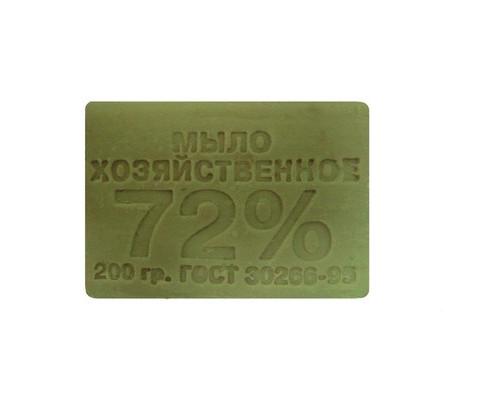 Мыло хозяйственное 72% ГОСТ 200 г - (609386К)