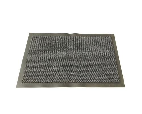 Ковер грязезащитный ворсовый на ПВХ-основе 600х900х5 мм серый - (172951К)