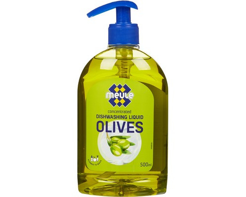 Средство для мытья посуды Meule олива 500 мл - (609945К)