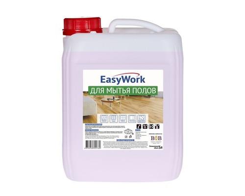 Средство для мытья полов EasyWork 5 л - (571872К)