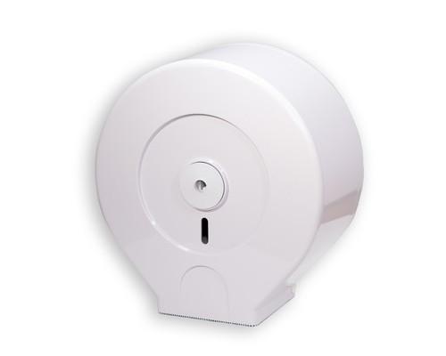 Держатель для туалетной бумаги диспенсер в мини-рулонах Терес FD-325W пластиковый белый - (425631К)