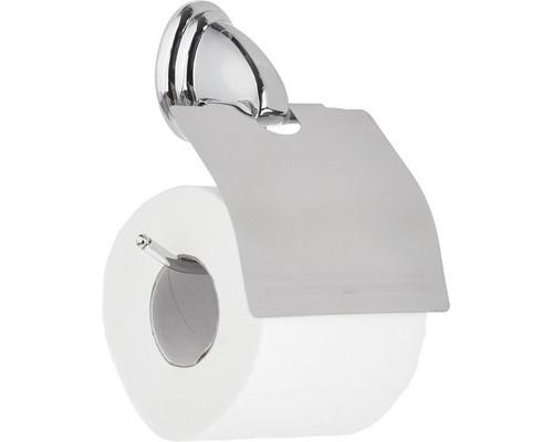 Держатель для туалетной бумаги Frap 1503 металлический хромированный - (507807К)