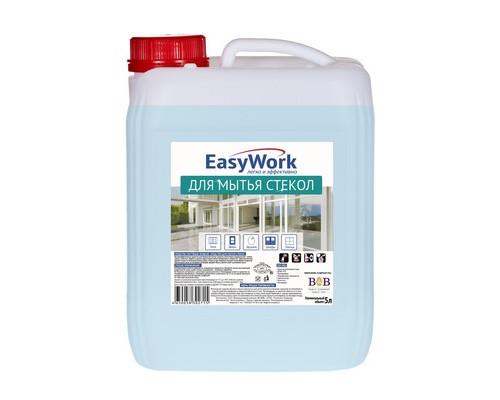 Средство для чистки стекол EasyWork 5 л - (571873К)