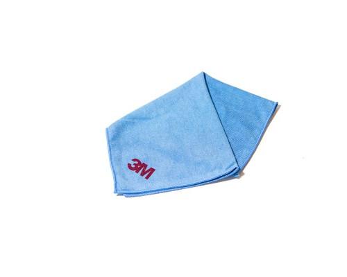 Салфетка Scotch-Brite микроволоконная SB 2012 голубая 10 штук - (535159К)