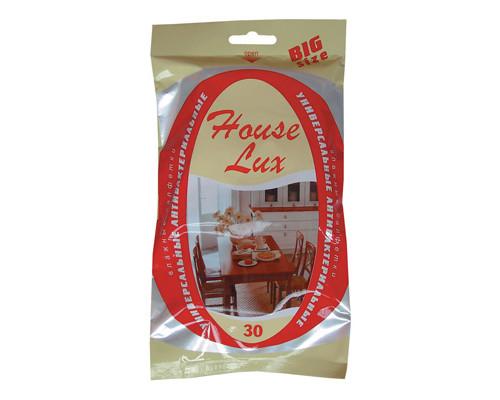 Салфетки для чистки кухни ванной комнаты и туалета HouseLux 30 штук в упаковке - (65538К)