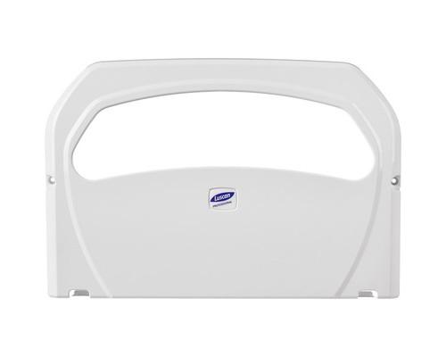 Диспенсер для покрытий на унитаз Luscan Professional белый пластик - (479415К)