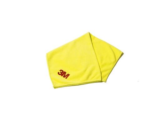Салфетка Scotch-Brite микроволоконная SB 2012 желтая 10 штук - (535162К)