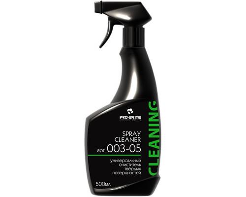 Профессиональное щелочное универсальное средство для твердых поверхностей Pro-Brite Spray Cleaner 500 мл - (628275К)