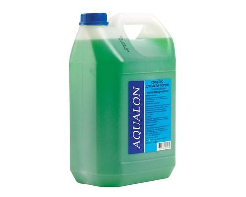 Средство для мытья посуды Aqualon яблоко 5 л - (548437К)