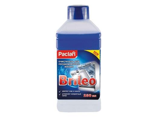 Очиститель для посудомоечных машин Paclan Brileo 250 мл - (667305К)