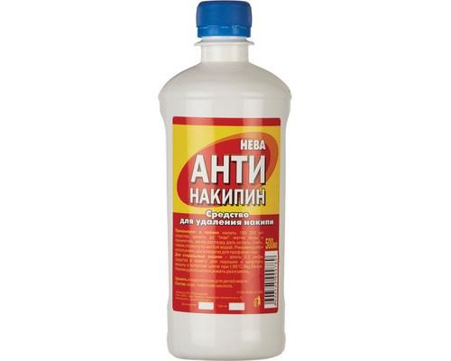 Средство для удаления накипи АНТИНАКИПИН-НЕВА жидкий 500 мл - (637348К)