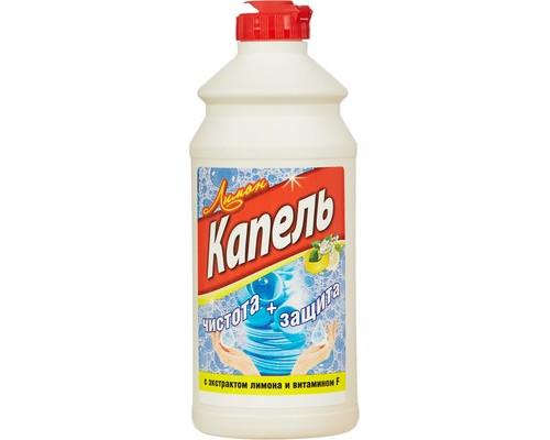 Средство для мытья посуды Аист Капель лимон 500 мл - (561474К)