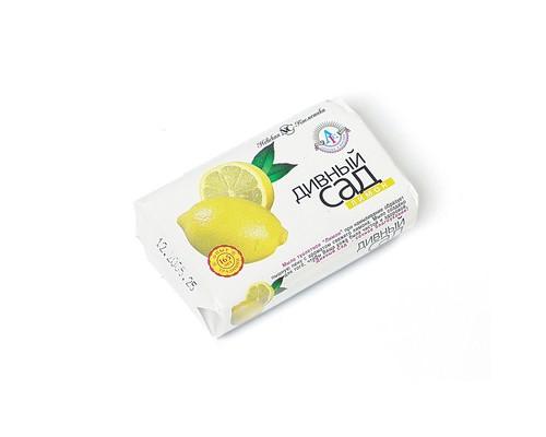 Мыло туалетное Дивный Сад Лимон 90 г - (48618К)