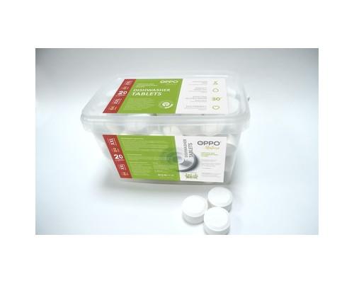 Таблетки для посудомоечных машин ОРРО Nature 84 шт/уп - (658882К)