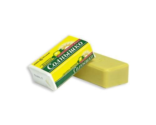 Мыло хозяйственное Солнышко 72% 140 г - (71111К)