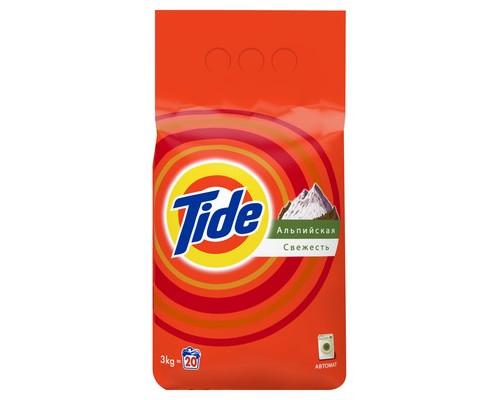 Стиральный порошок Tide для цветного и белого белья 3 кг отдушки в ассортименте - (71108К)