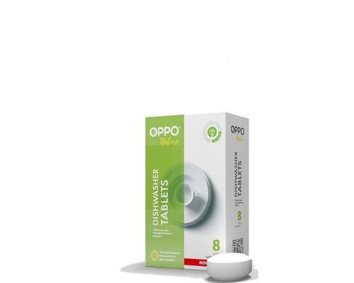 Таблетки для посудомоечных машин ОРРО Nature 8 шт/уп - (636113К)