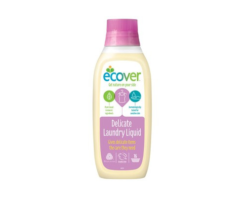 Средство для стирки ECOVER Эко жидкость для изд из шерсти и шелка 750 мл - (628672К)