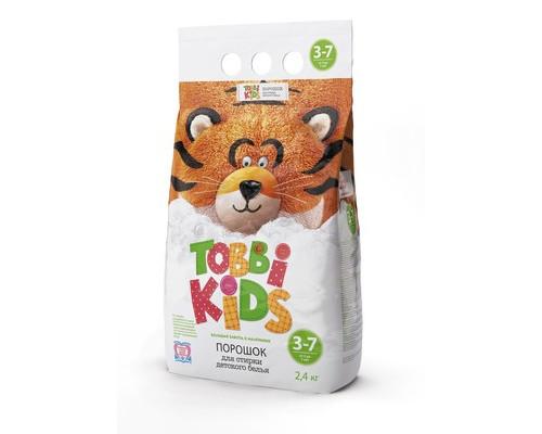 Порошок стиральный детский Tobbi Kids 2,4 кг - (617802К)