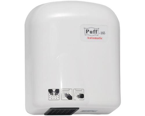Сушилка для рук электрическая Puff 165 сенсорная белая - (216145К)