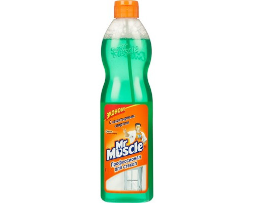Средство для чистки стекол Мистер Мускул эконом 500 мл - (200149К)