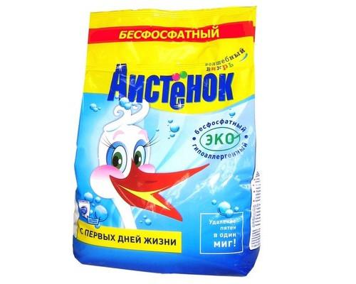 Порошок стиральный АИСТЕНОК 2.4 кг - (561461К)