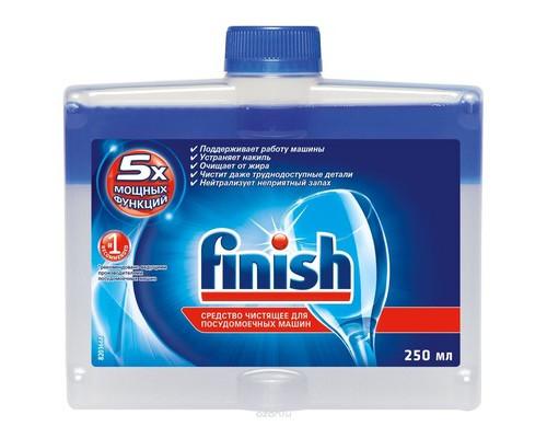 Средство чистящее для посудомоечных машин FINISH 250 мл - (645002К)