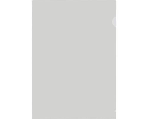Папка-уголок Attache А4 прозрачная 150 мкм 10 штук в упаковке - (627965К)