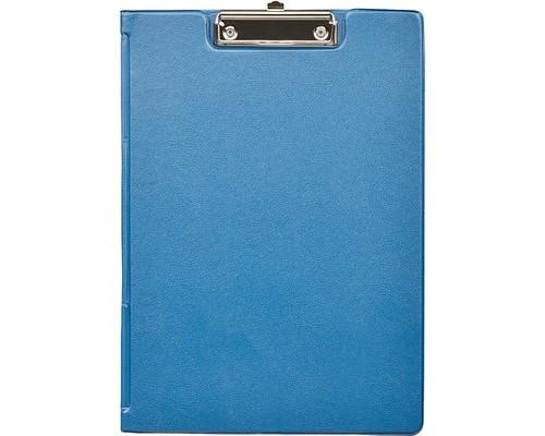 Папка-планшет с крышкой Bantex А4 картонная синяя 1.9 мм - (48894К)