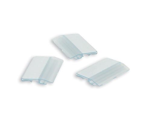 Индексное окно для картотек Han пластиковое прозрачное 10 штук - (63669К)